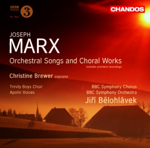 Choral Works & Orchestral Songs