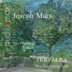 CD: Trio-Phantasie and Ballad for Piano Quartet