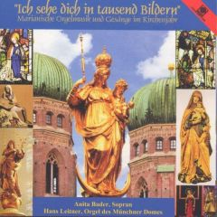 CD: Marienlied for soprano and organ